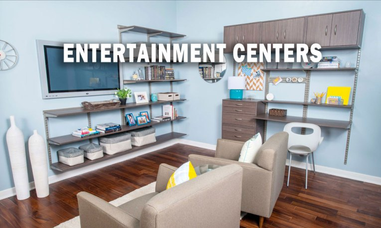entertainment centers