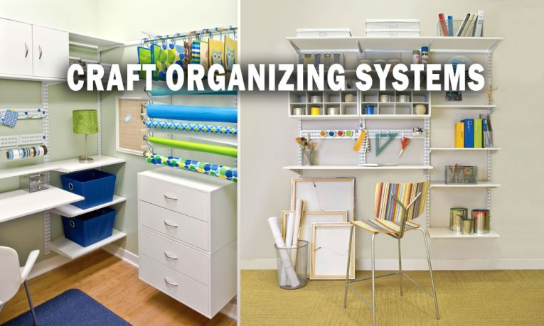 Craft Organizing Systems
