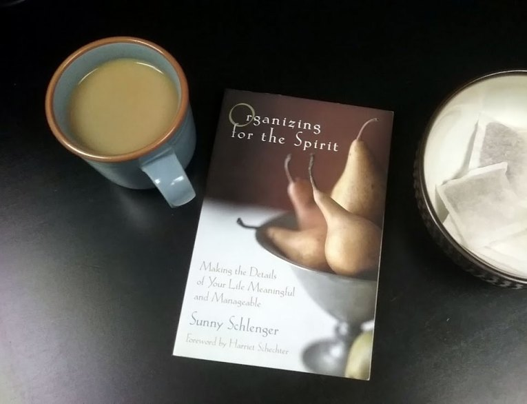 book review - organizing for the spirit