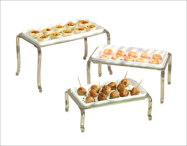 food servers set of 3