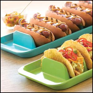 taco tray