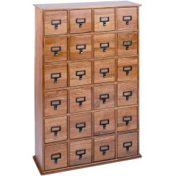 Small Crop Of Media Storage Cabinet