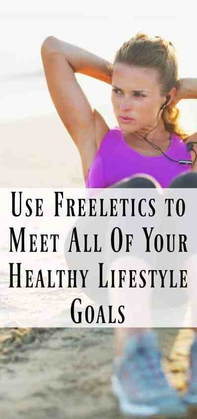 Use Freeletics to Meet All Of Your Healthy Lifestyle Goals ...