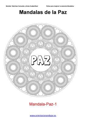 Coloreamos las Mandalas de la  paz 2014 de Orientacion Andujar_Página_02