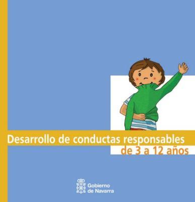 Guía para el desarrollo de conductas responsables en niños de 3 a 12 años portada