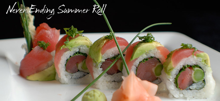 Never Ending Summer Roll