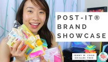 Post it Brand Showcase Origami Tree