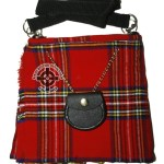 Ladies Purse - Red