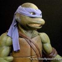 Teenage Mutant Ninja Turtles Costume Restoration