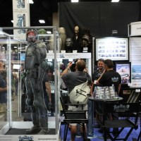 San Diego Comic Con 2013: Prop Store Exhibitor Booth