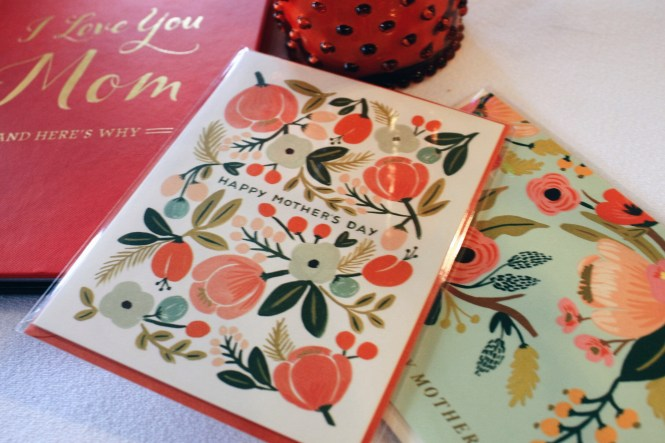 Last Minute Mother's Day Gift Guide. Cards.