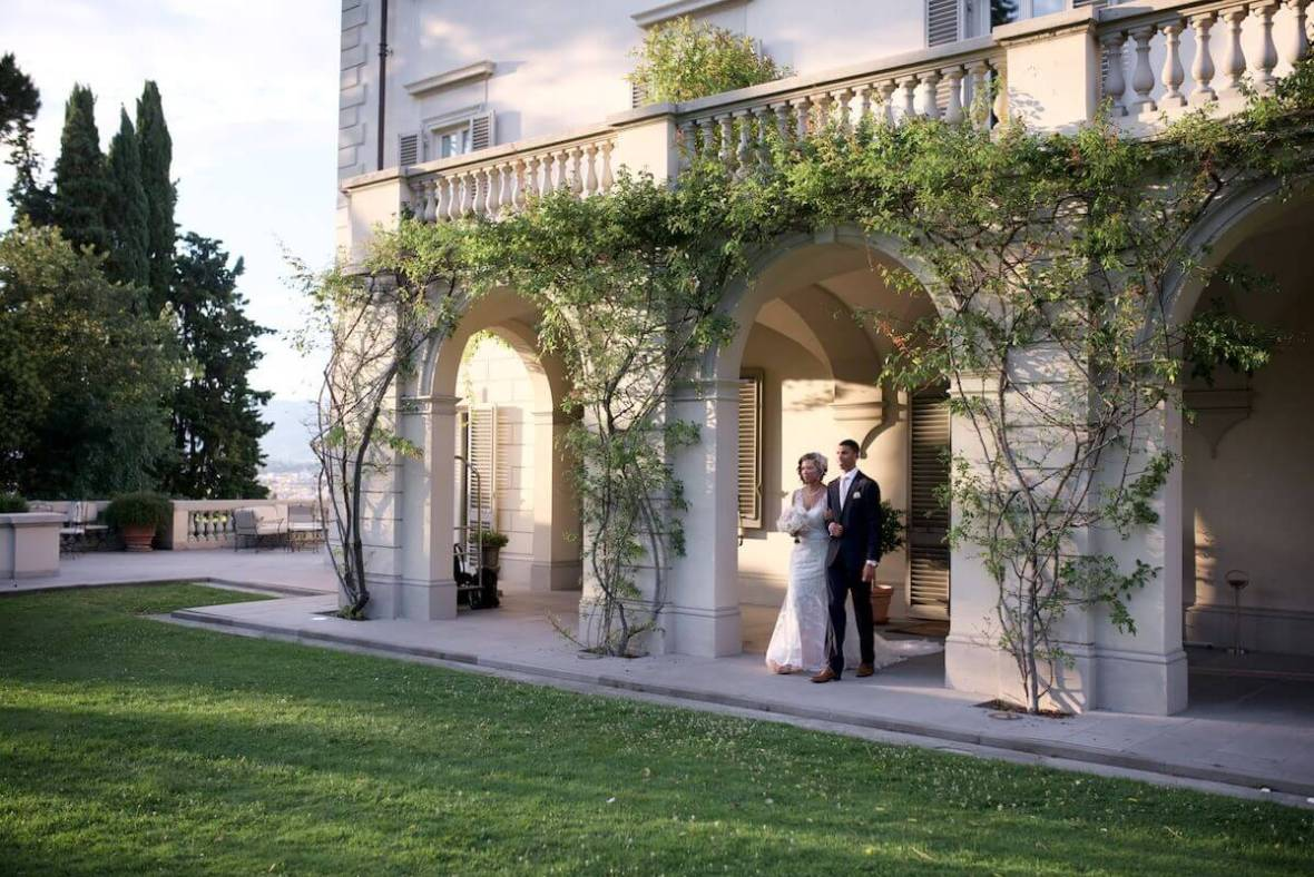 wedding villas Florence