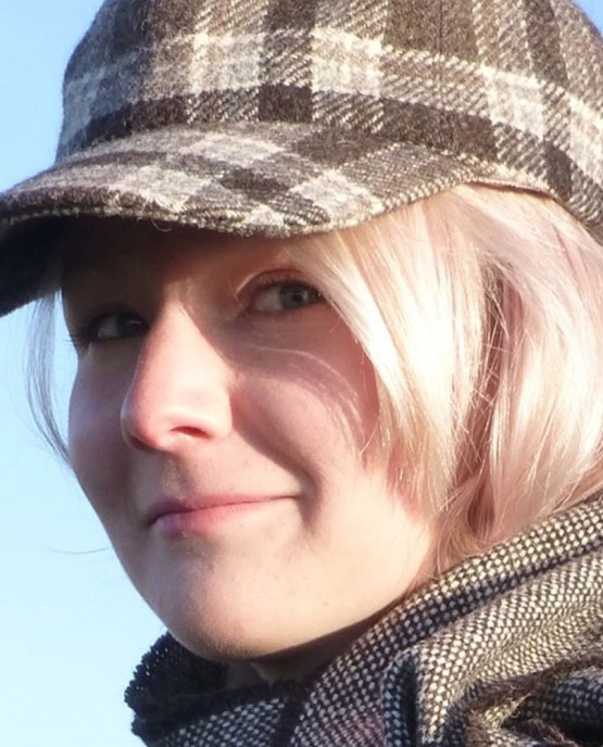 Orkney Tweed Models Close Up Baseball Cap