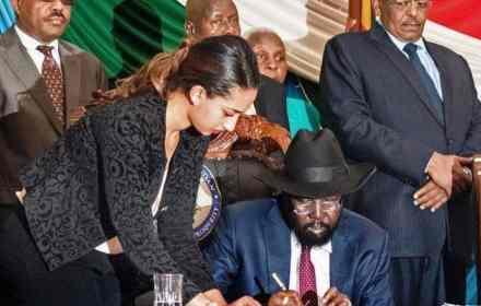 Sanctions threat over S Sudan truce