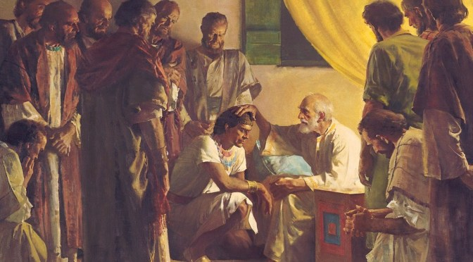 Jacob's Promises to His Sons