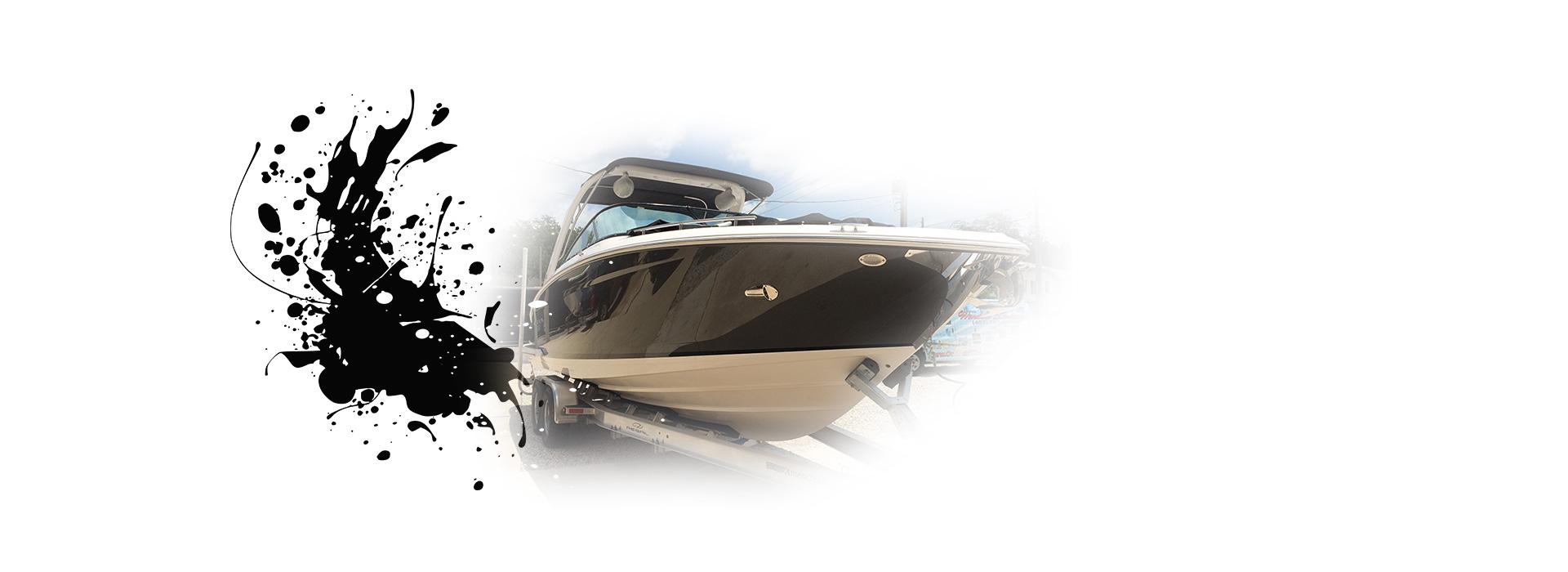 Custom boat accessories