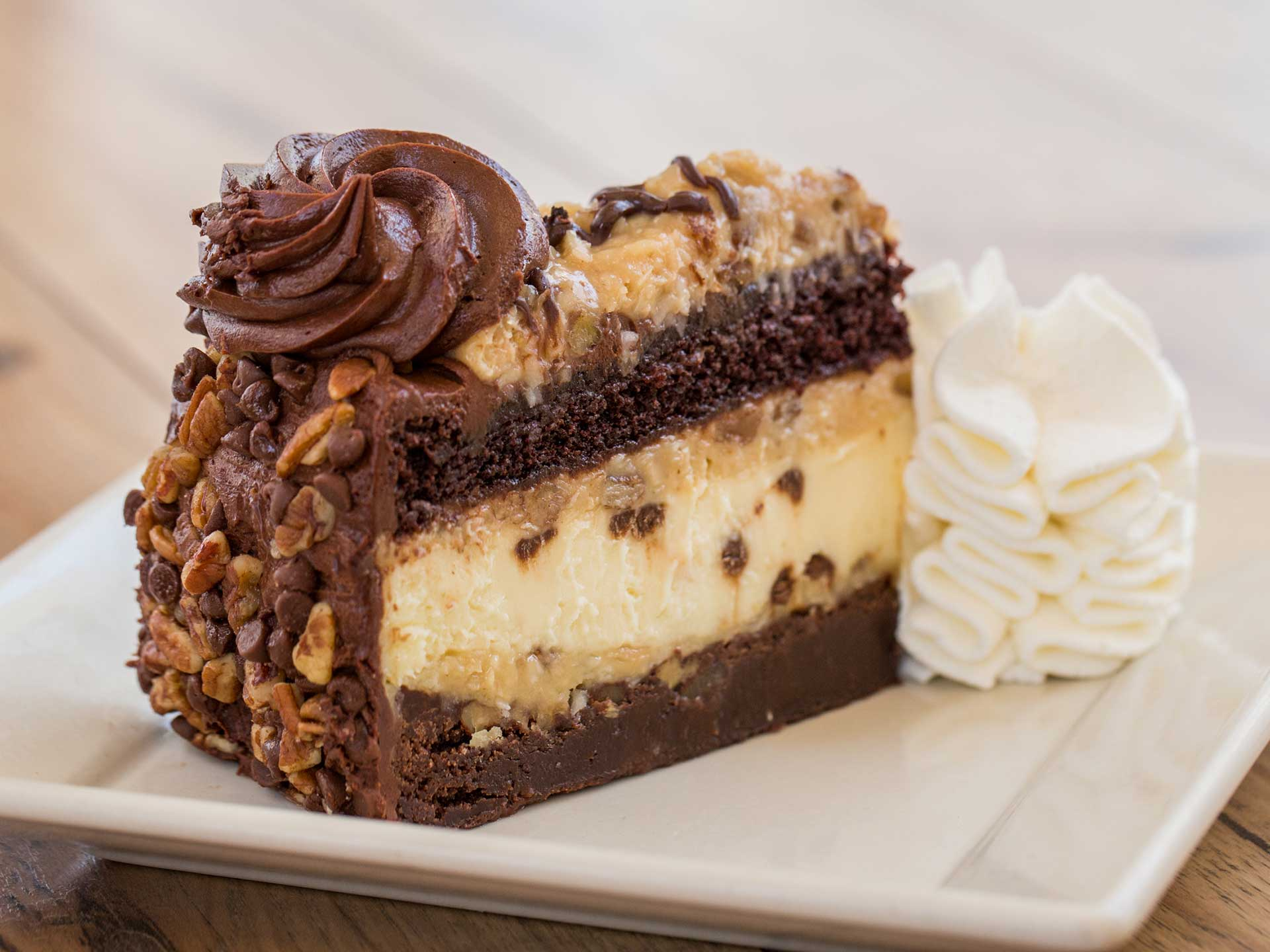 German Chocolate Cheesecake Oreo