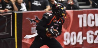 Brandon Thompkins, Orlando Predators