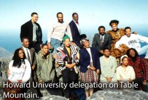 HU South Africa Elections Delegation - 1994