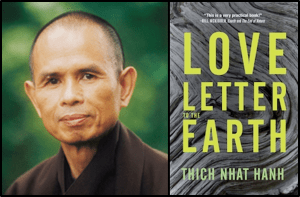 thic nhat hanh - love letter to the earth