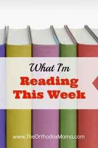 What I'm Reading: October Edition