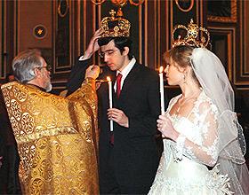 Orthodox Marriage Wedding
