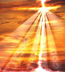 God Trinity Light of World