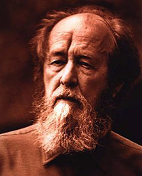 Alexander Solzhenitsyn: The Courage to be Christian