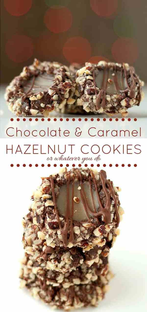 Caramel Hazelnut Treasures