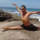 Ricardo foi um bailarino e cenógrafo inovador que deixa saudades (Foto: Divulgação Facebook)