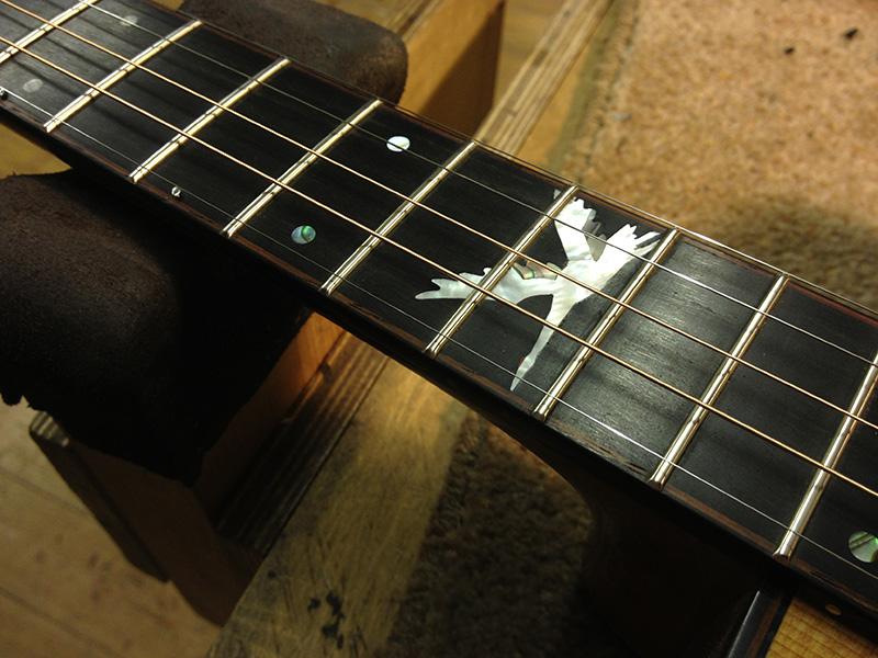 banjo inlay