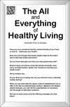 The All and Everything of Health Living