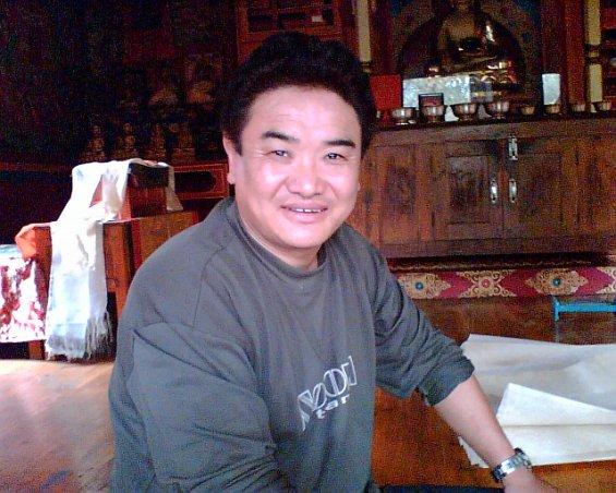 Sey Rinpoche in Vashist