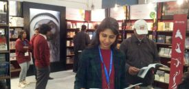 The Casual, Curious and Committed at the Book Fair in Delhi
