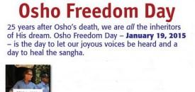Osho Freedom Day