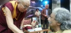 Alone with the Dalai Lama
