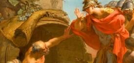 Alexander meets Diogenes…Twice!