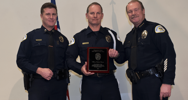 12th Annual Oceanside Police Department Member Recognition