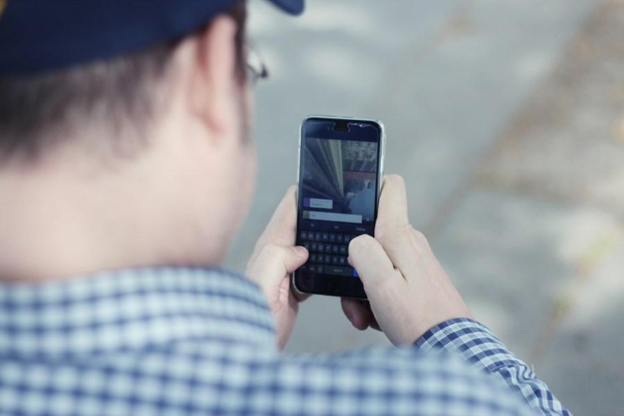 Sascha Pallenberg Smartphone