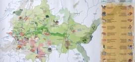 Mapa do Douro. Uma ferramenta para visitar o Douro