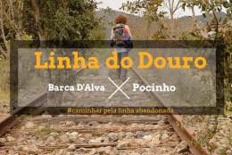 linha do Douro - descaque - Barca dalva-Pocinho