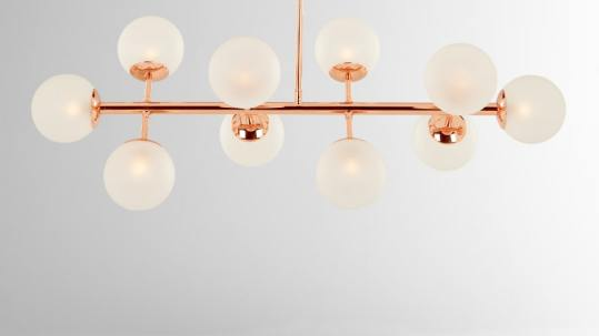 luminaire suspension
