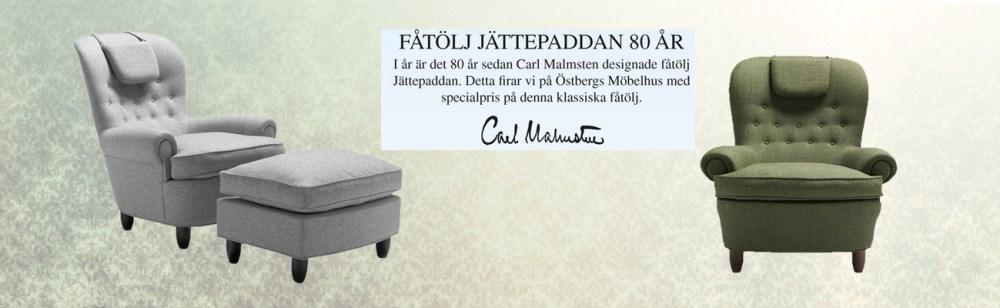 Jättepandan 80 år Möbler hos Östbergs Säng & Möbelhus