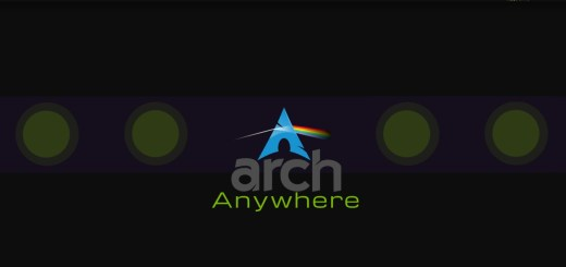 arch anywhere