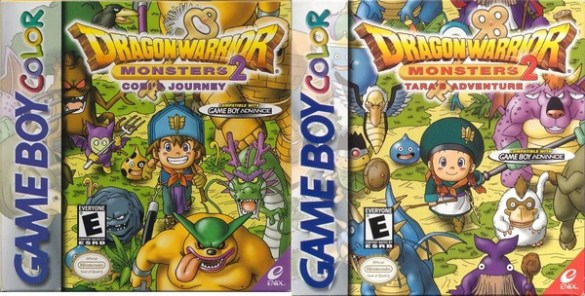 dragon warrior monsters 2 espanol castellano Dragon Warrior Monsters 2   Cobis Journey/Taras Adventure de Game Boy Color traducidos al español