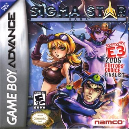 sigma star saga gba espanol castellano Sigma Star Saga de Game Boy Advance traducido al español
