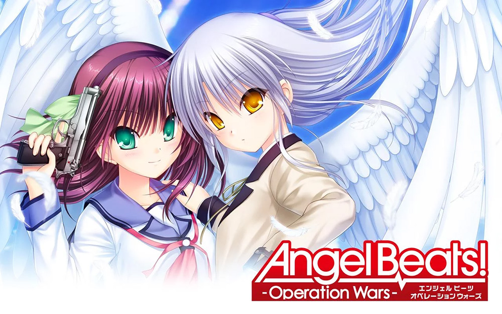 Angel Beats! -Operation Wars- - archive.is