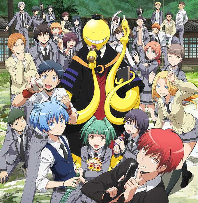 [Top 10] Continuações de Animes Assassination-Classroom-Visual-05