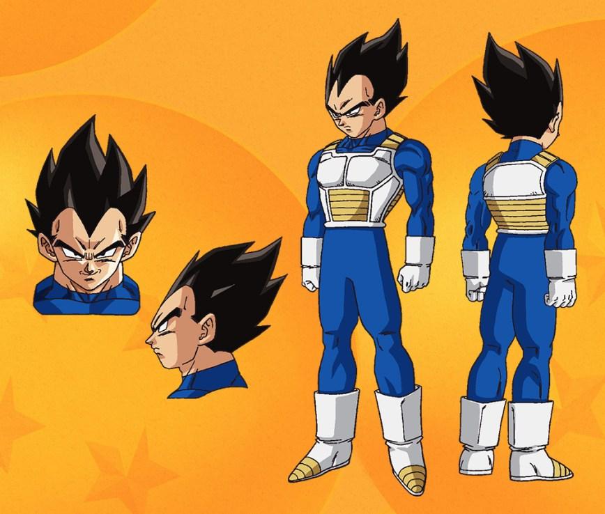 Dragon-Ball-Super-Character-Design-Vegeta