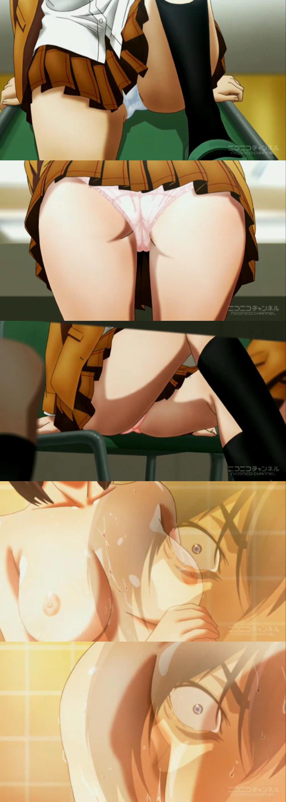 prison school uncensored